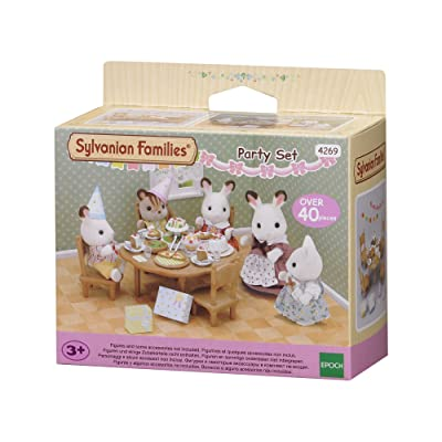 Sylvanian Families 4269 Party Set: Toys & Games