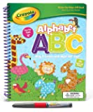 Crayola Spiral Wipe Off - Alphabet