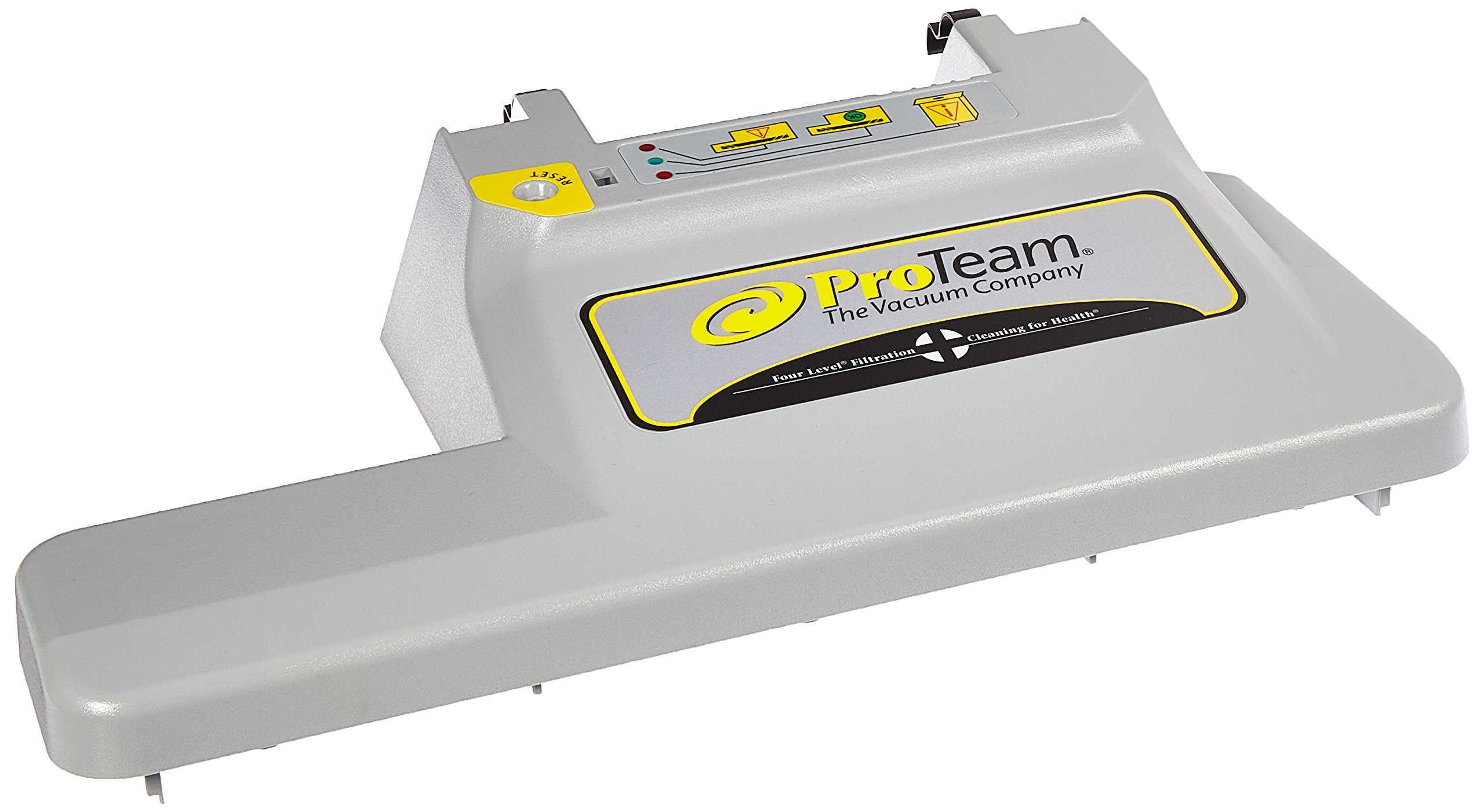 ProTeam Cover, Power Nozzle with Springs & Decal 1500XP