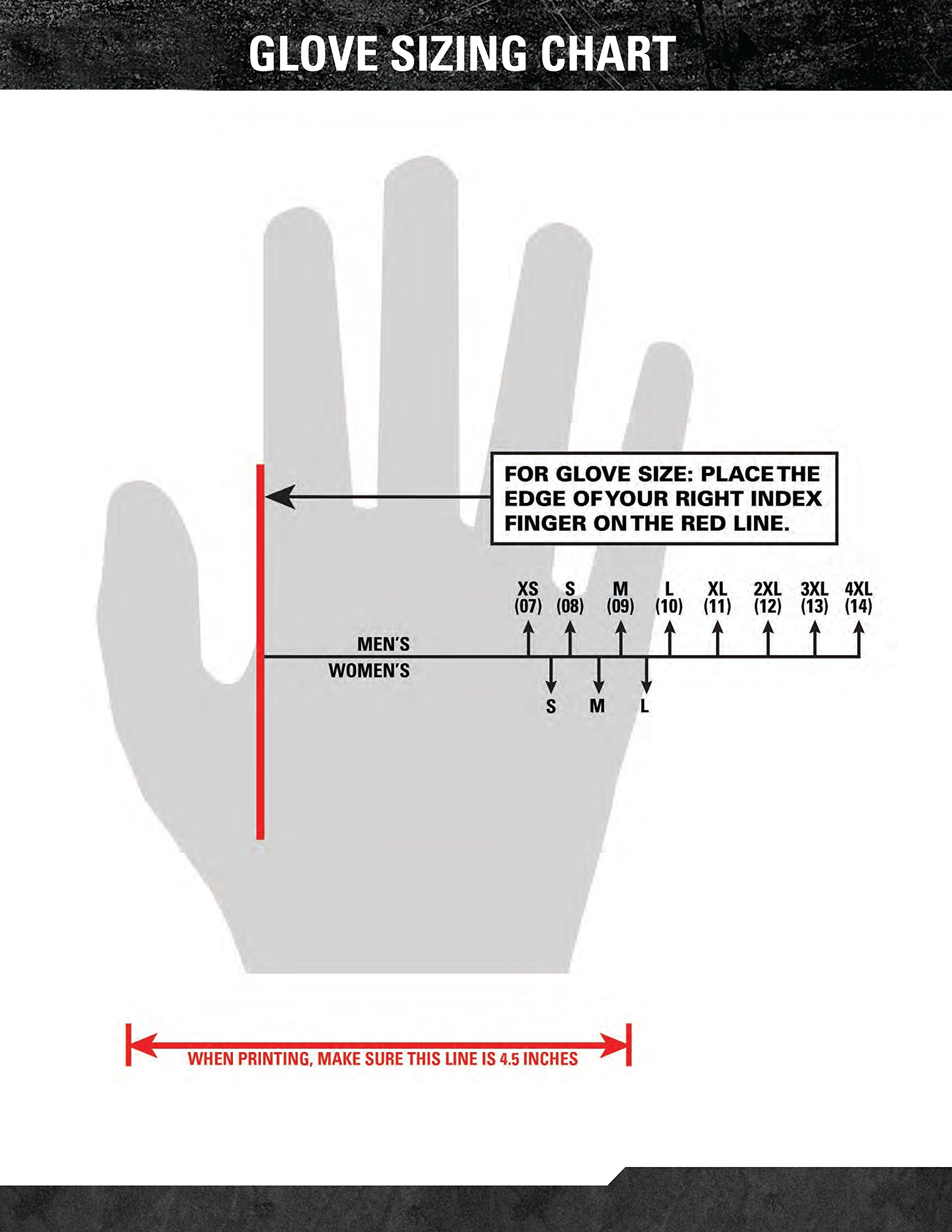 Ringers Gloves R-507 Duty, Essential Hand Protection, SuperCuff Wrist Technology, Black, Medium by Ringers (Image #3)
