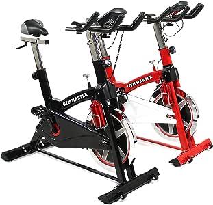 Gym Master Pro ejercicio Spin máquina bicicleta, interior gimnasio ...