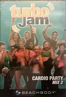 Turbo Jam Cardio Party Mix 2