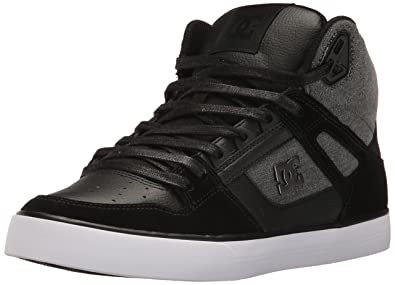 Mens Spartan High Wc Hi-Top Sneakers DC VH0vAF