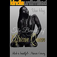 The Beauty of African Queen: Black is beautiful- Marcus Garvey