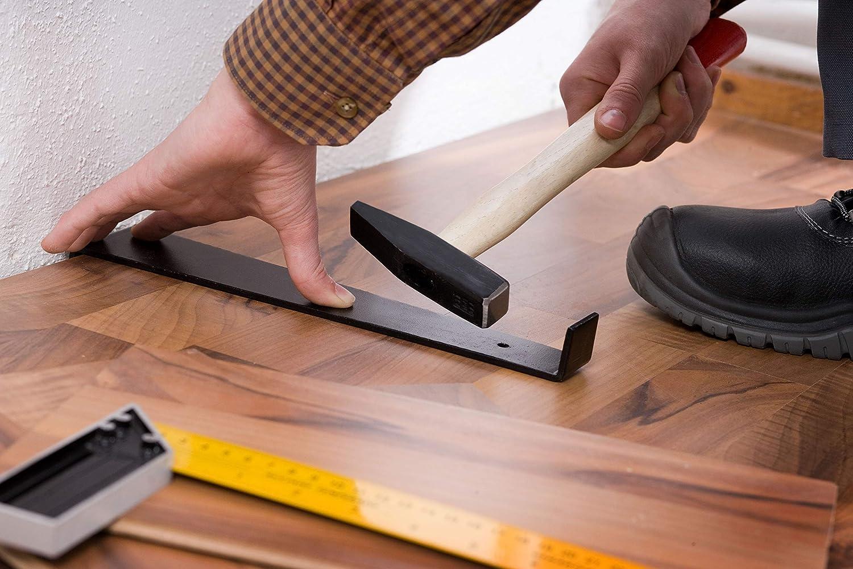 Juego de herramientas para la instalaci/ón de suelo laminado 63 piezas