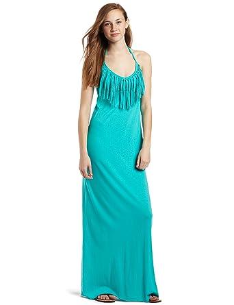 bf70e06b1e011 Roxy Juniors Endless Summer Maxi Dress at Amazon Women's Clothing store: