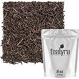 Tealyra - Ripe Pu'erh Tea - 5 Years Aged Loose Leaf - 100% Natural And Organic - Caffeine Level High - Lose Weight Tea…