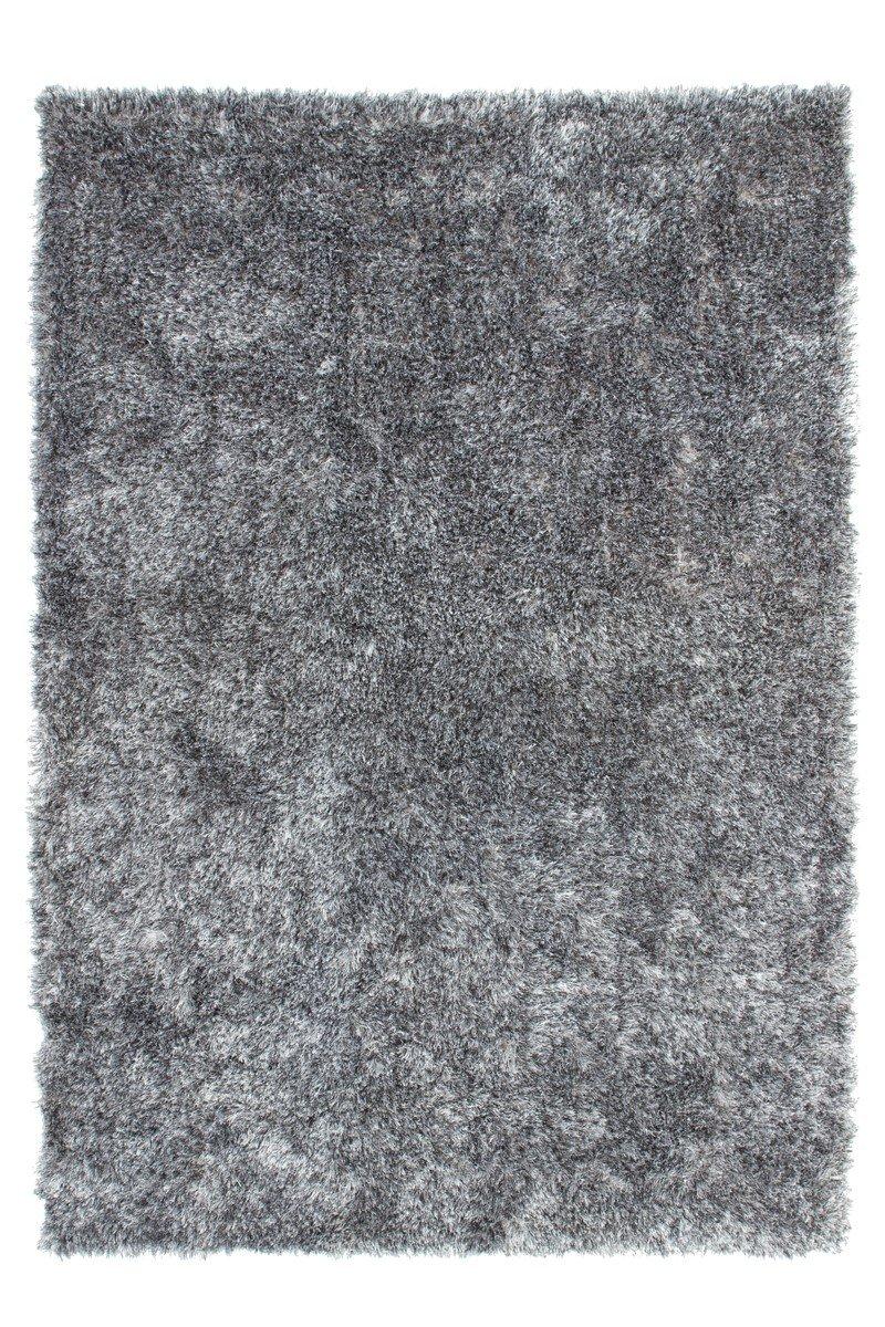 Kayoom Teppich Crystal 350 grau 120 x 170 cm