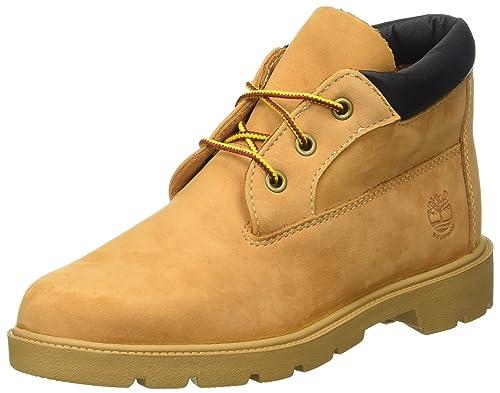 Timberland Waterproof Chukka - Calzado Outdoor Unisex Niños: Amazon.es: Zapatos y complementos