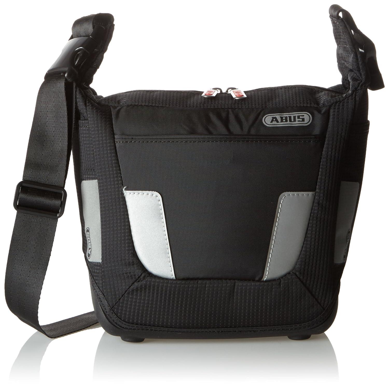 Abus ST 2305 KF Fahrradtasche, schwarz, 23 x 16 x 18 cm, 5 Liter