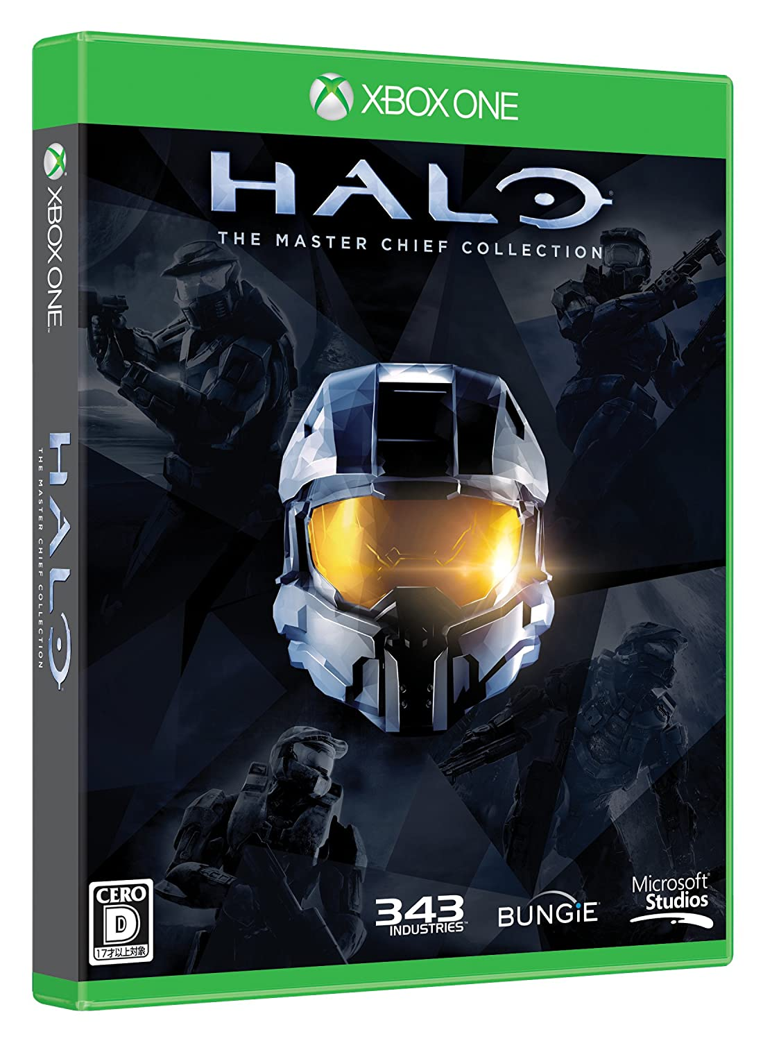Halo: The Master Chief Collection (限定版) (特典 Halo5 マルチ ...