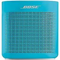 Bose SoundLink Colour Bluetooth Speaker II, Aquatic Blue