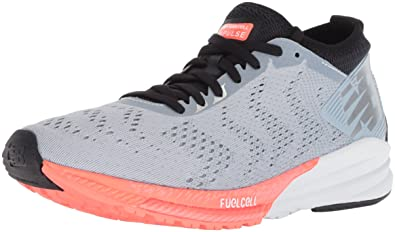 a0d44ab831ee6 Image Unavailable. Image not available for. Color: New Balance Women's  Impulse V1 FuelCell Running Shoe Light Grey ...
