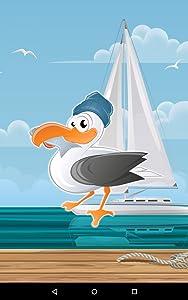 Beanie Seagull by Payout Joy Bonanza