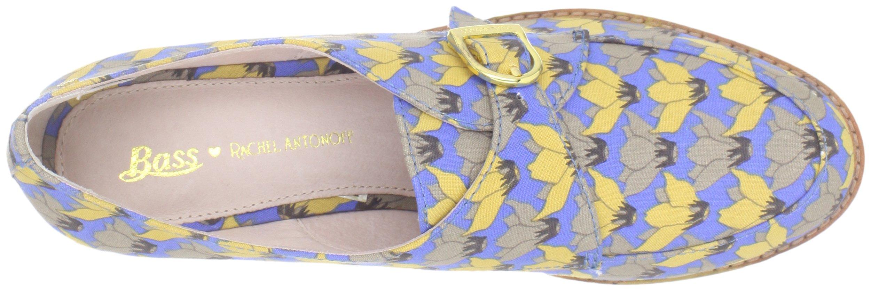 Bass Loves Rachel Antonoff Women's Fleur Loafer, Blue Floral, 6 M US by Bass Loves Rachel Antonoff (Image #7)