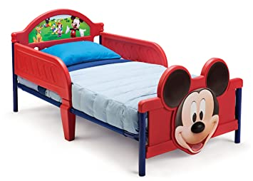 Disney lettino per bambini mickey mouse: amazon.it: casa e cucina
