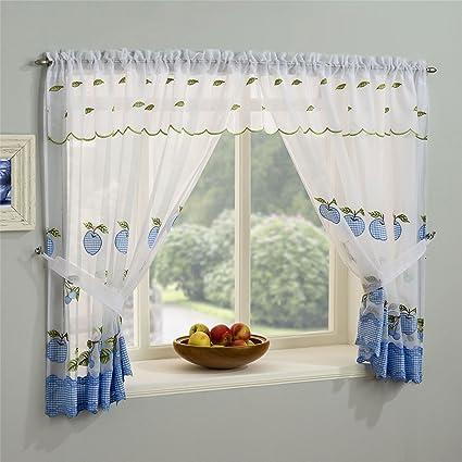 Winchester juego completo de cortina para ventana, cortina para ...