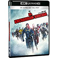 El Escuadrón Suicida (2021) 4k UHD + Blu-ray [Blu-ray]