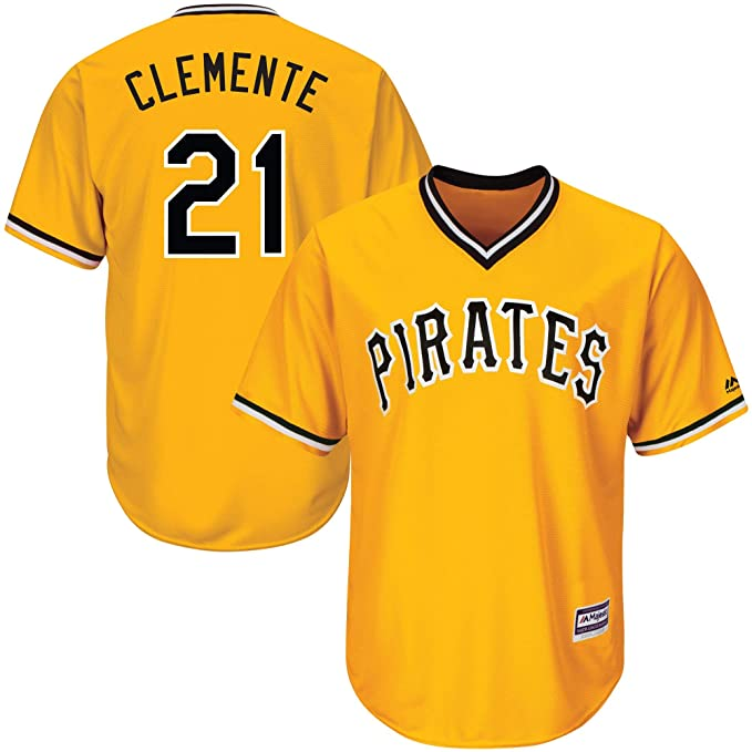 online retailer 10502 5ca71 Amazon.com: Outerstuff Roberto Clemente Pittsburgh Pirates ...