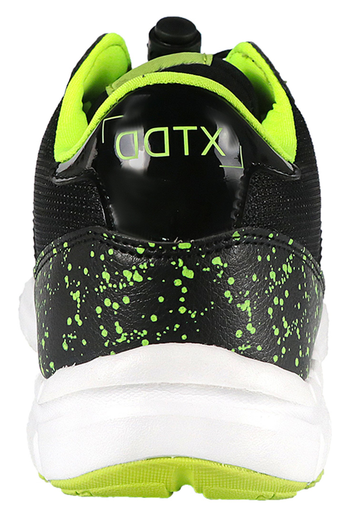 DDTX Spring and Summer Lightweight Safety Sneakers Mens' Steel Toe Work Shoes Black (11.5) by DDTX (Image #8)