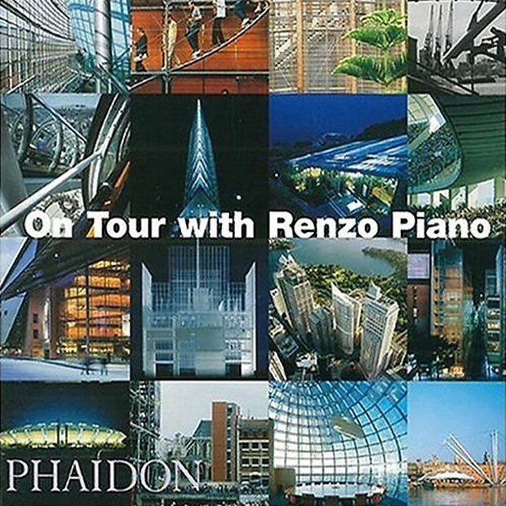 Read Online On Tour with Renzo Piano pdf