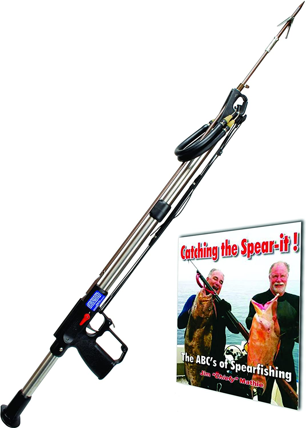 AB Biller Stainless Steel Professional Speargun