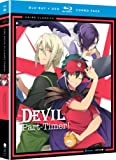 Devil Is a Part Timer: Complete Series Classic (Blu-ray/DVD Combo)
