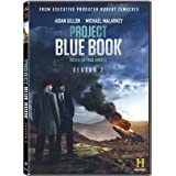 PROJECT BLUE BOOK-SEASON 2 (DVD)