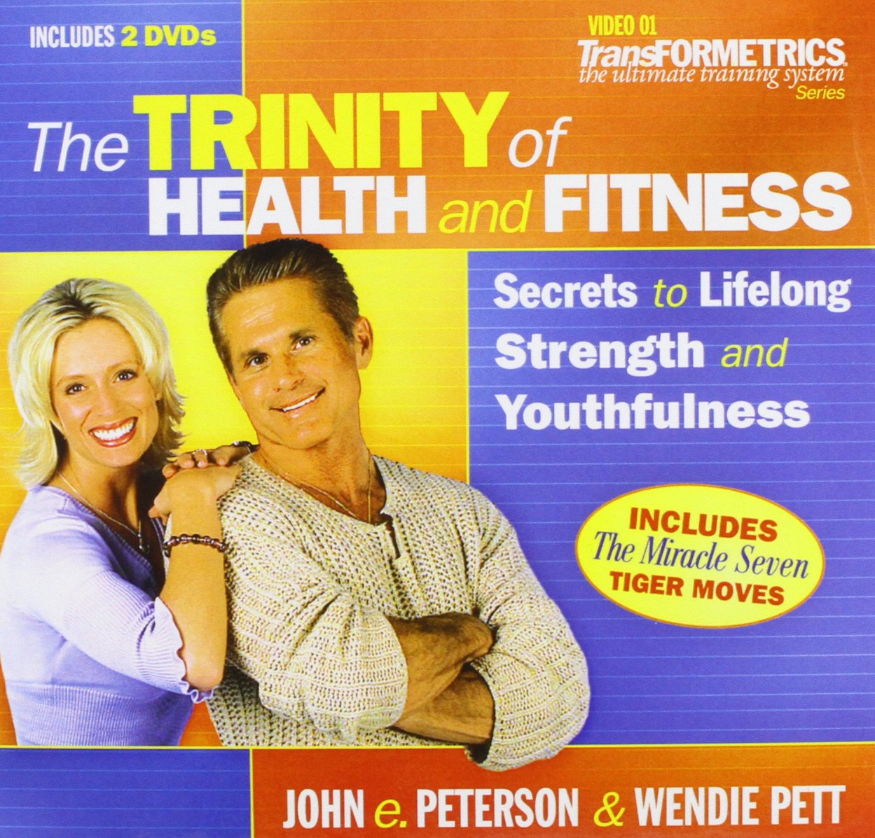 Read Online Trinity Of Health & Fit DVD (Transformetrics the Ultimate Training System) pdf epub