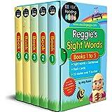 Reggie's Sight Words Box Set: US version