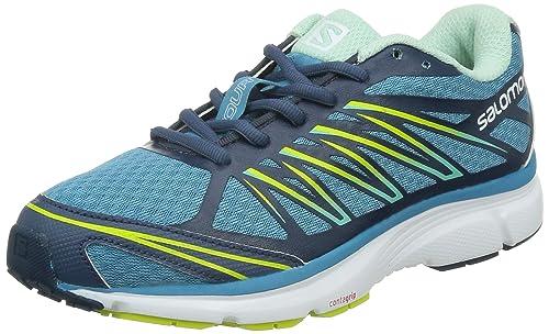 Zapatos azules Salomon X para mujer  talla 48 zXLeOUDI2