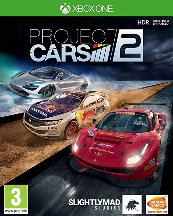 Project Cars 2 (Xbox One) Brand New Sealed: Amazon.es: Videojuegos