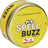 Spell Buzz - A Fun Game of Spelling for Boys and Girls, for Ages 5-7 Years, Educational Learning Aid for Kids