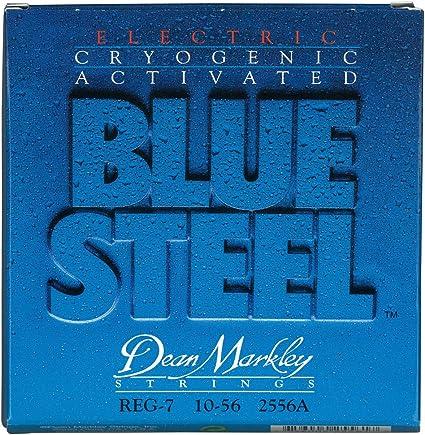Dean Markley 2032 Blue Steel Acoustic Guitar String XL Gauge .010 .048