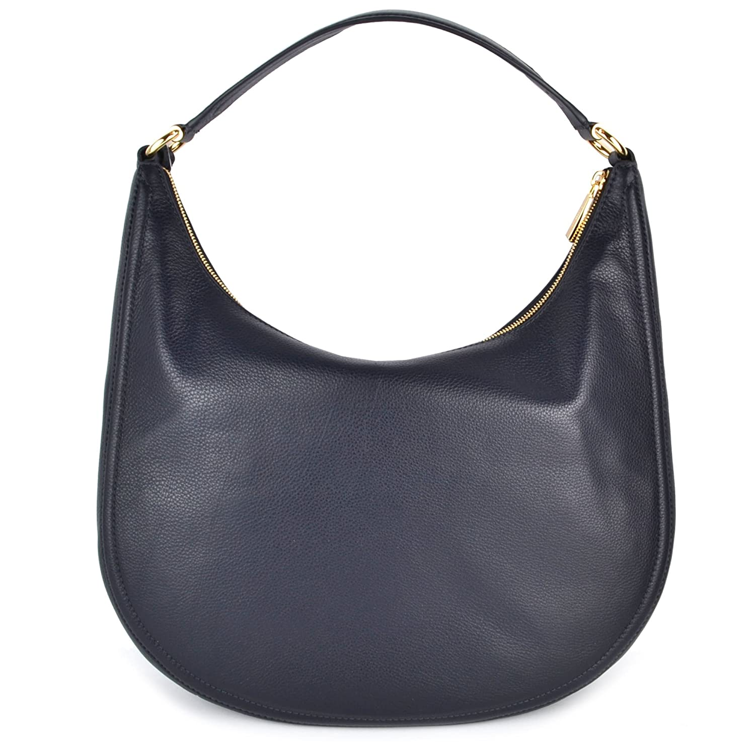 2523c270231e MICHAEL by Michael Kors Lydia Admiral  Navy  Leather Large Hobo Bag one  size Admiral  Amazon.co.uk  Shoes   Bags
