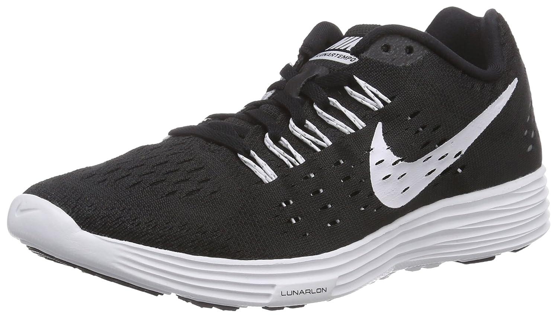 Nike Lunartempo - Zapatillas de Running de Material sintético Mujer 38 EU Negro (Negro (Black/White-white))