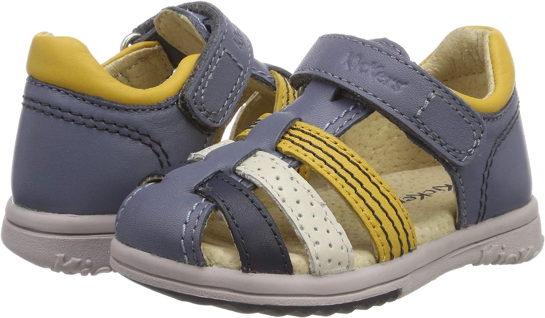 Sandalias para Beb/és Kickers Platiback