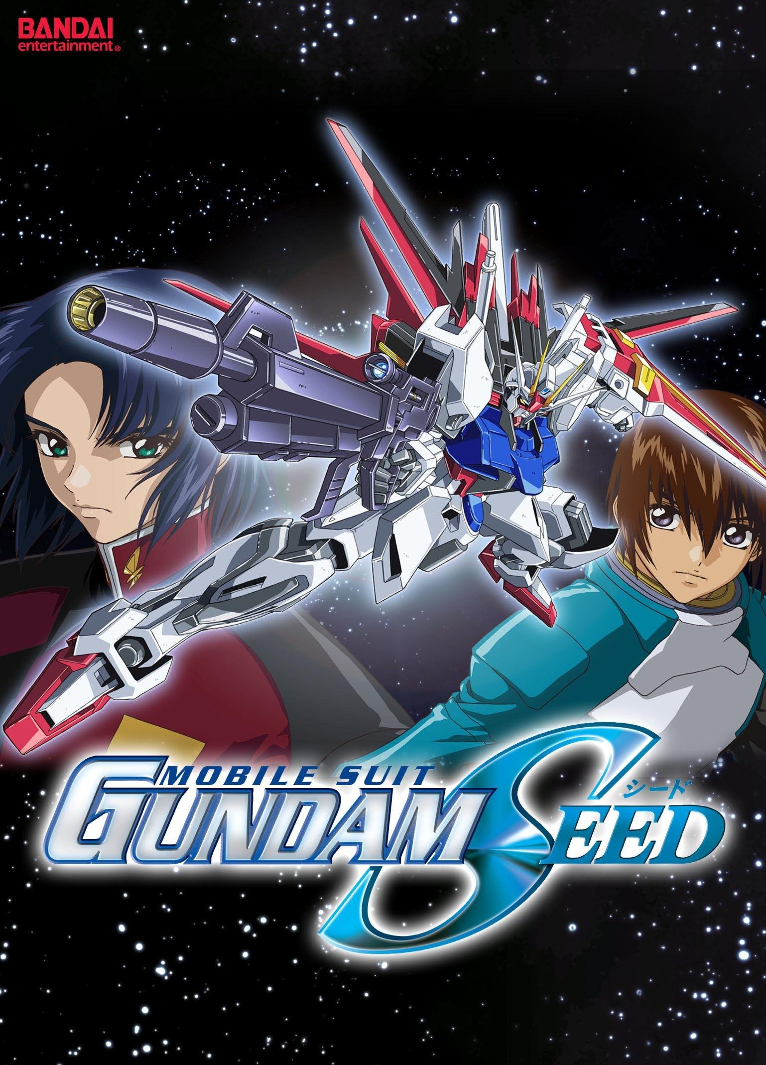 Watch Mobile Suit Gundam SEED   Prime Video