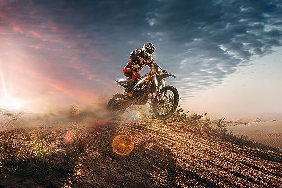 A1 Motocross Biker Motorbike Poster 60X90cm180gsm Print #2567