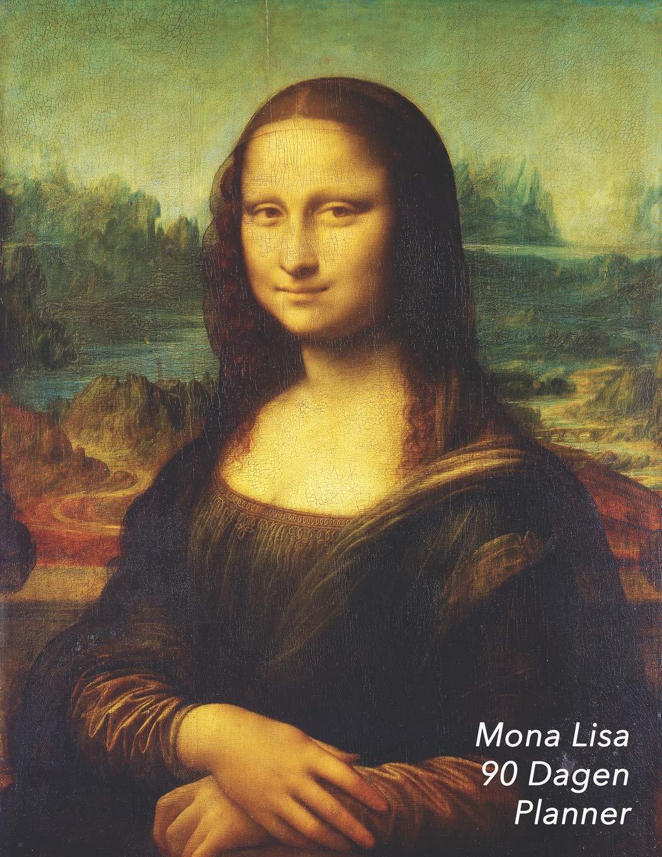 Mona Lisa 90 Dagen Planner: Leonardo da Vinci | De Ideale ...