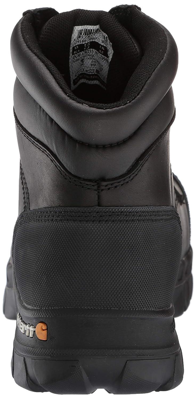 Carhartt Mens CSA 6-inch Rugged Flex Wtrprf Work Boot Comp Safety Toe Cmr6971 Industrial