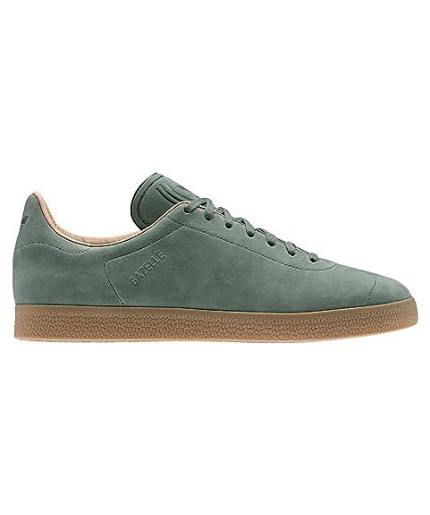 adidas Gazelle Decon CG3705, Zapatillas de Deporte para Hombre, Verde Vertra/Stcapa, 36 2/3 EU: Amazon.es: Zapatos y complementos