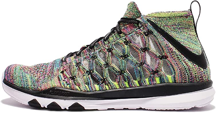 exceso Amarillento cerca  Amazon.com | Nike Mens Train Ultrafast Flyknit Basketball Shoes (11.5) |  Shoes