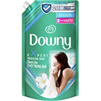 Downy Expert Indoor Dry Concentrate Fabric Softener Refill, 1.4L
