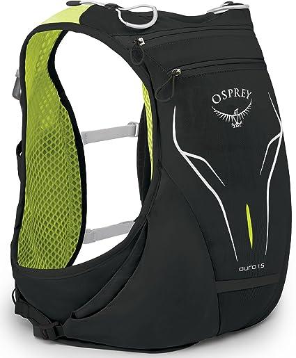 Osprey Duro 1.5 Mochila para trail running black