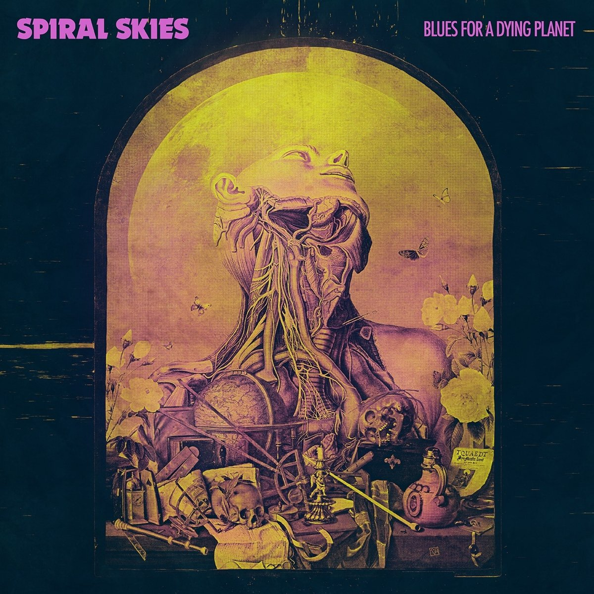 Vinilo : Spiral Skies - Blues For A Dying Planet (United Kingdom - Import)