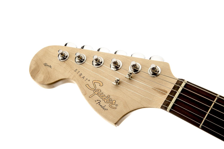 Brown Sunburst Laurel Fingerboard Fender Squier by Fender Affinity Series Stratocaster Electric Guitar