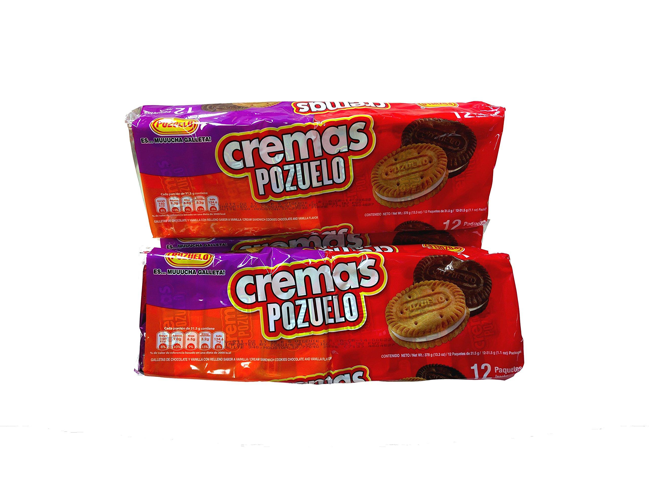 Cremas Pozuelo 2 Pack