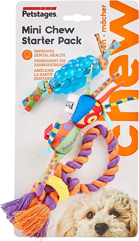 Dental /& Teething Dog Chew Toys Petstages