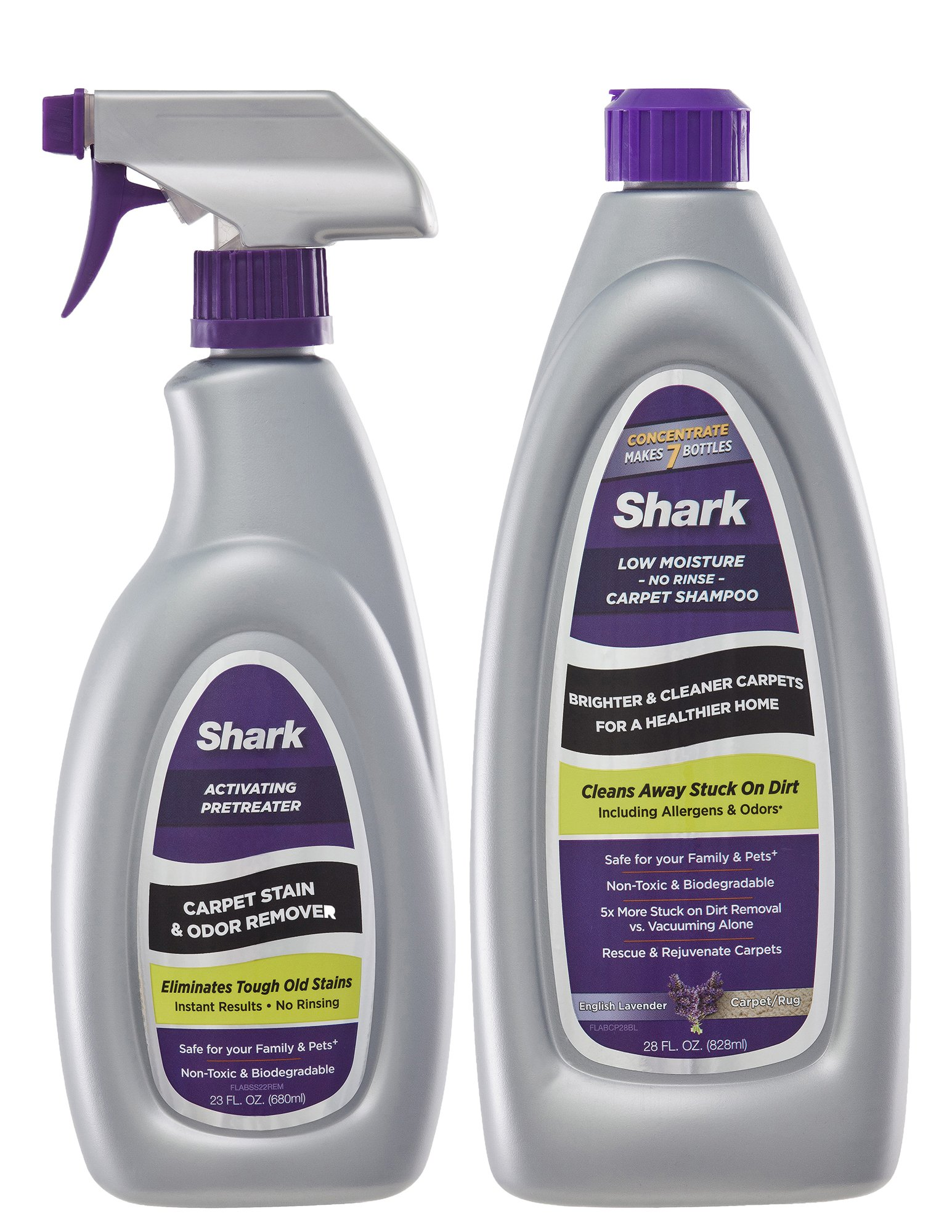 Shark Carpet Cleaner Carpet Shampoo Concentrate For Use